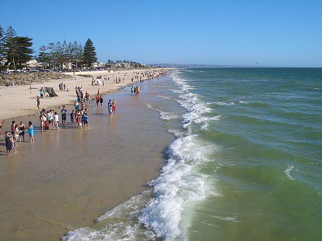 Exercise Henley Beach
