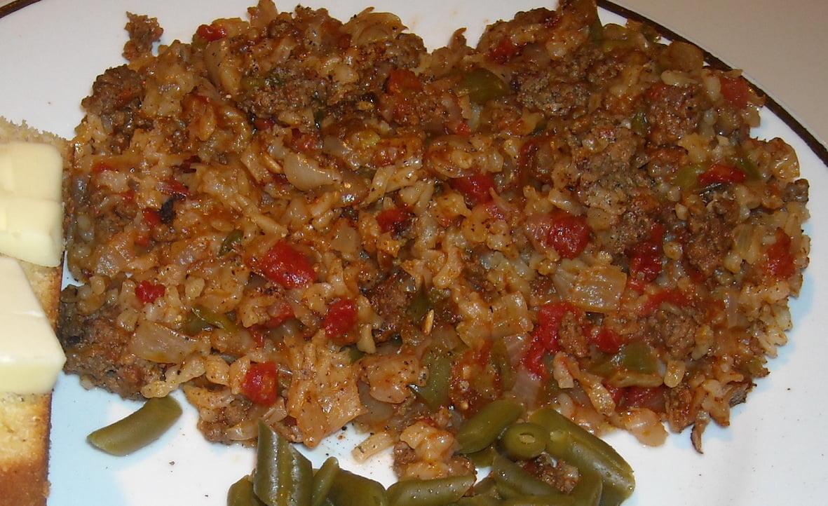 healthy beef recipe